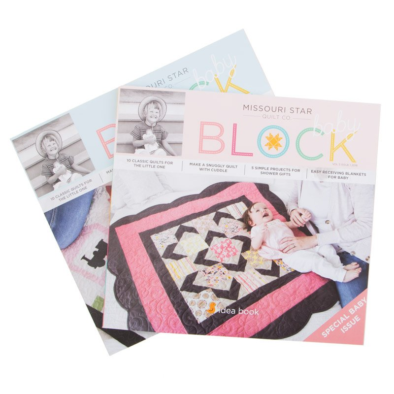 Block Baby Mystery Magazine Vol 5 Issue 1