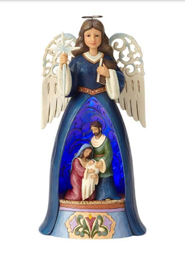 Lighted Nativity Angel 4060271