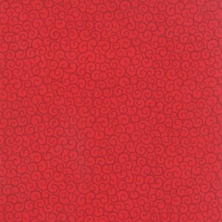 108  Ho Ho Ho Quilt, Red