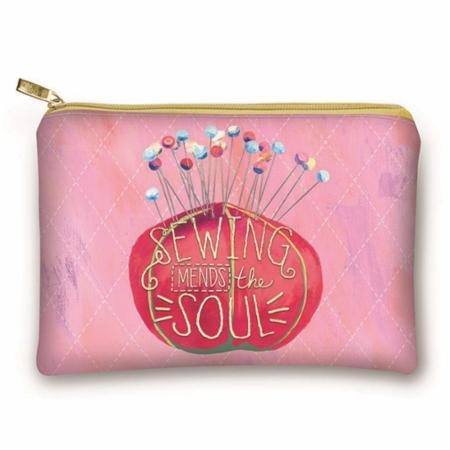 Glam Bag Pincushion