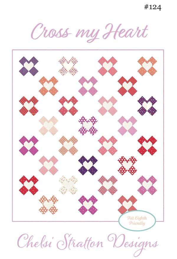 Cross My Heart by Chelsi Stratton Designs