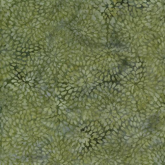Island Batiks, Pond Moss, 121611805