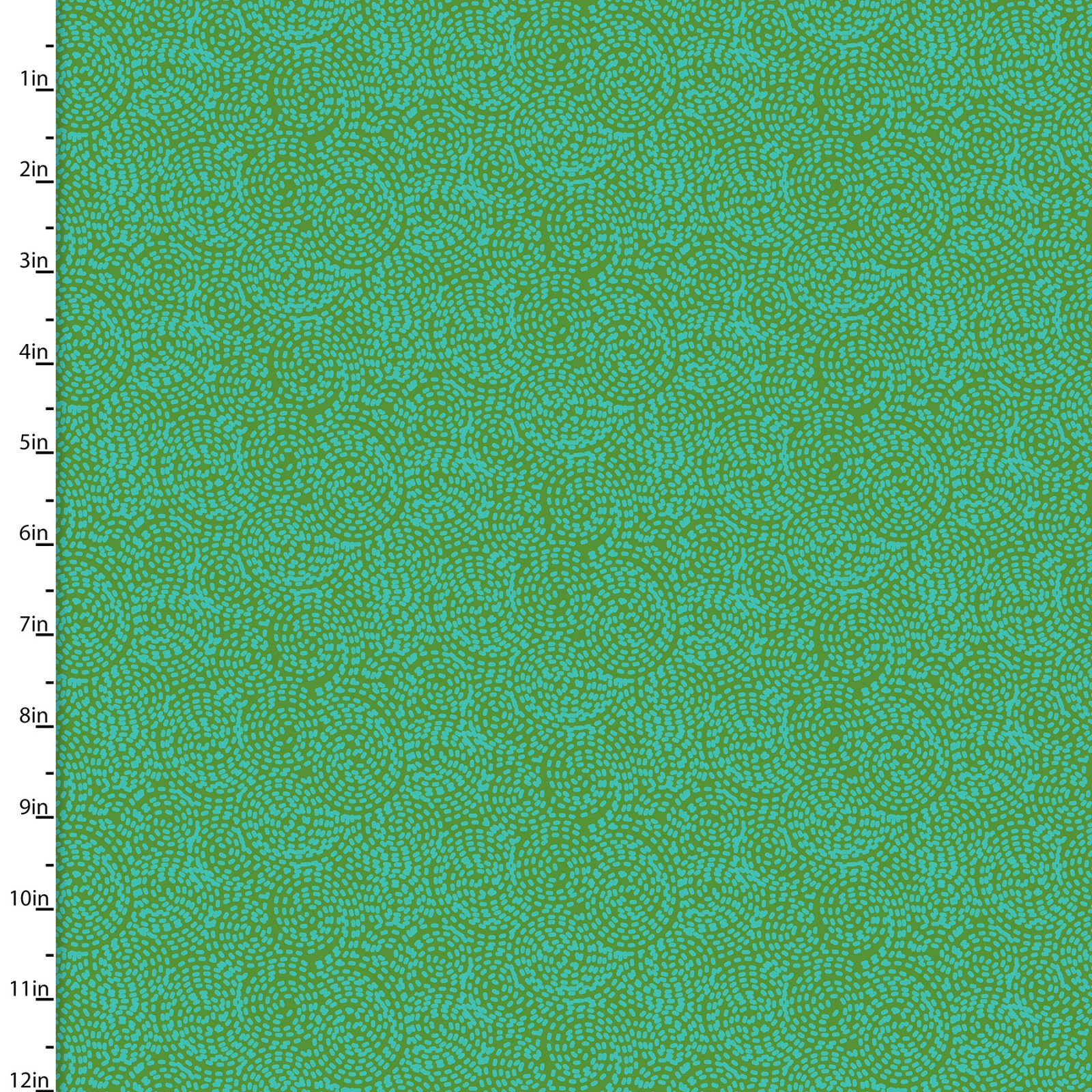 Carnivale Blue Green 12641