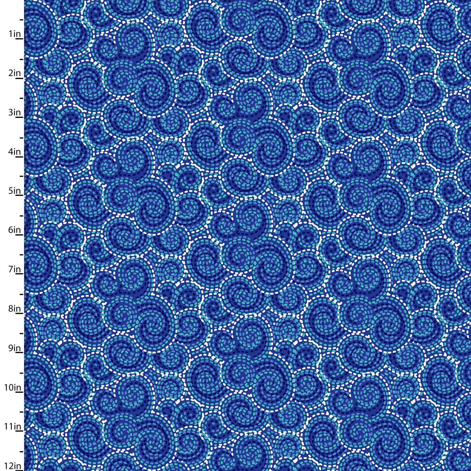 Carnivale Blue Blue 12647
