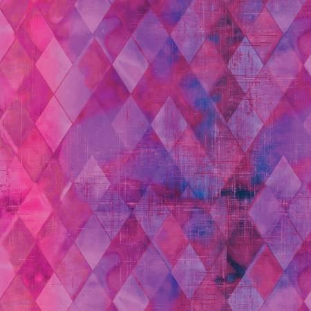 Sassy Animals - Diamonds 13795-Purple