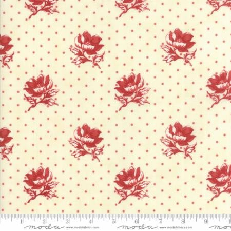 Farmhouse Reds Ivory Red 14851-13