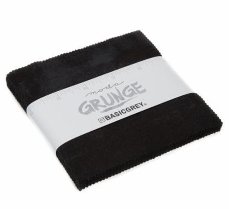 Grunge Charm Pack, Onyx