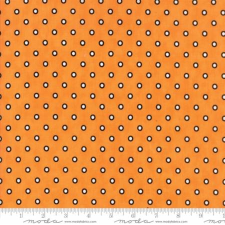 Dot Dot Boo Orange 22333 13