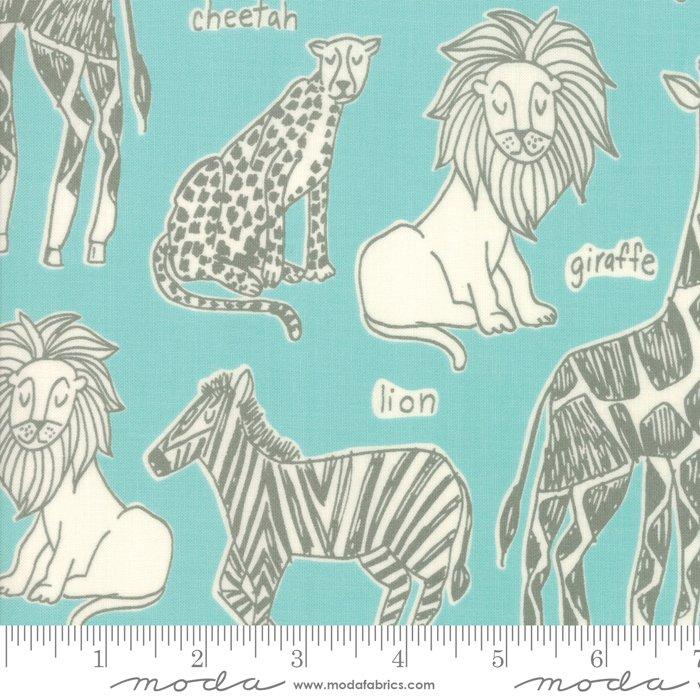 Safari Life, Aqua 20642 20