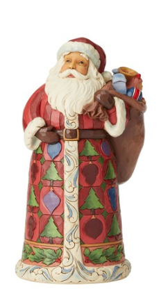 Santa with Toy Bag 6001464