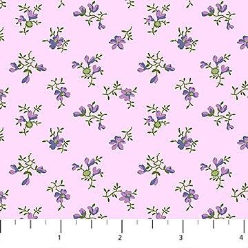Chelsea, Miniflower Toss, Lavender 23061 83