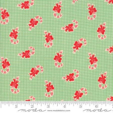 Swell Christmas Green 31124-14