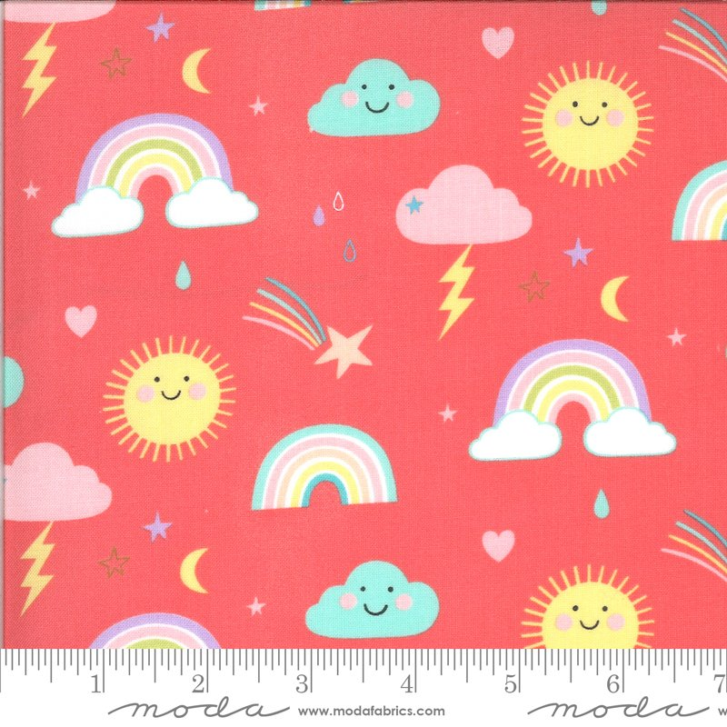 Hello Sunshine Rainbows Posie 35350 15