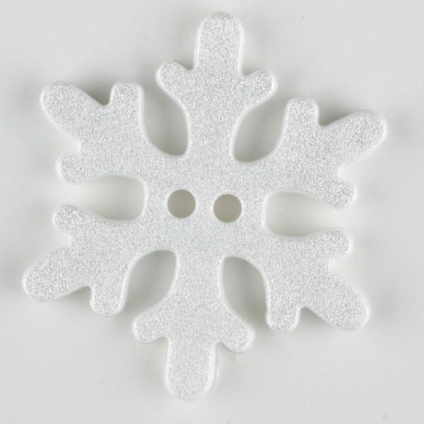 Button Snowflake, small