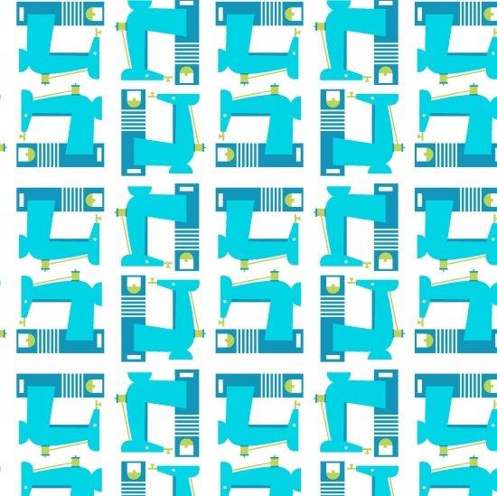 Sew Much Fun 3812-1 Sewing Machines