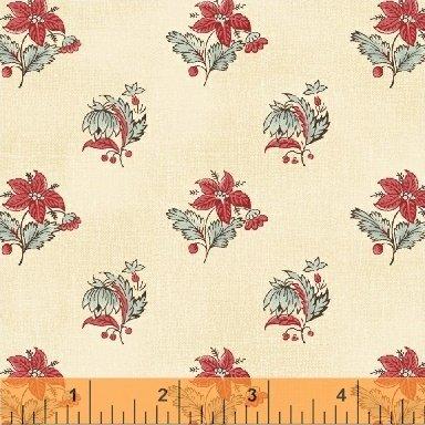 Hamilton Spaced Floral 42459-4