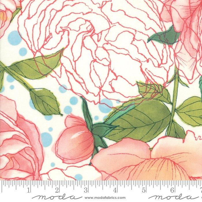 Abby Rose Cream 48670-11