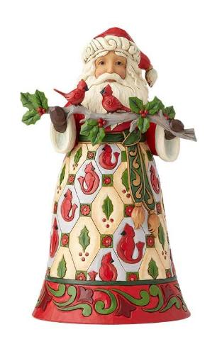 Santa with Cardinals 6001468