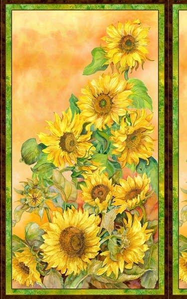 Panel-Slice of Sunshine