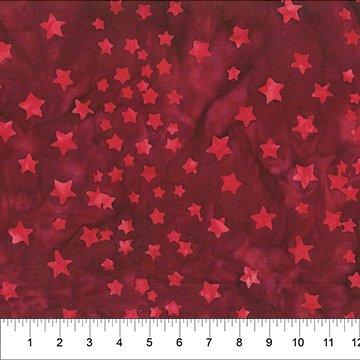 Bandana Red Stars 80671-25