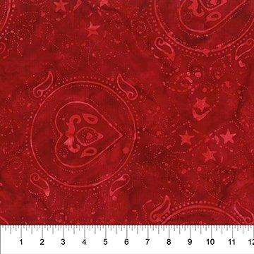 Bandana Red 80674-24
