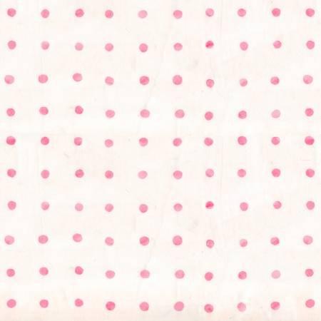Parts Dept Batik Pink Dot 8186-0125