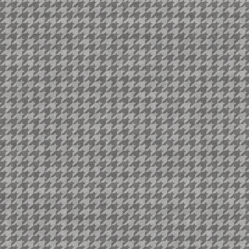 Houndstooth Basic, Grey 8624-94