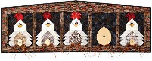 Rock the Chicken Coop #877P