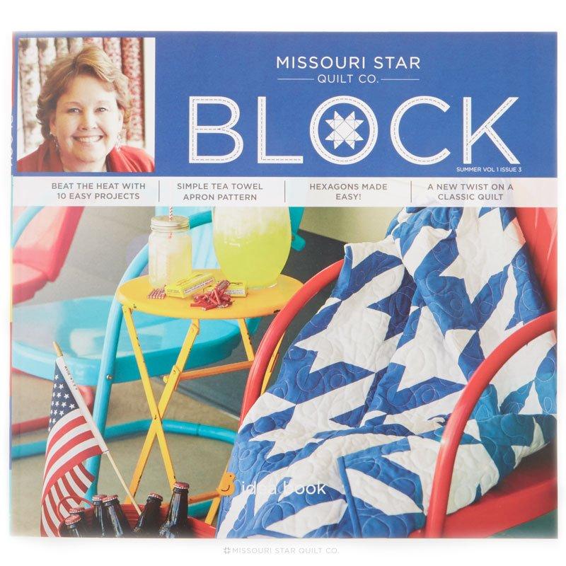 Block Magazine Vol. 1, Issue 3