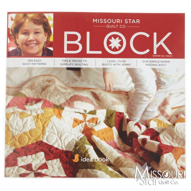 Block Magazine  Vol.1, Issue 1