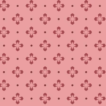 Burgundy and Blush Pink  9366-P