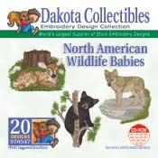 North American Wildlife Babies