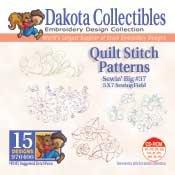 Quilt Stitch Patterns