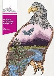 Anita Goodesign - Double Exposure Animals CD