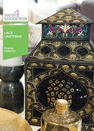 Anita Goodesign - Lace Lanterns CD