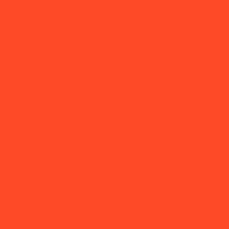 AMB Solids Dark Orange AMB001-37
