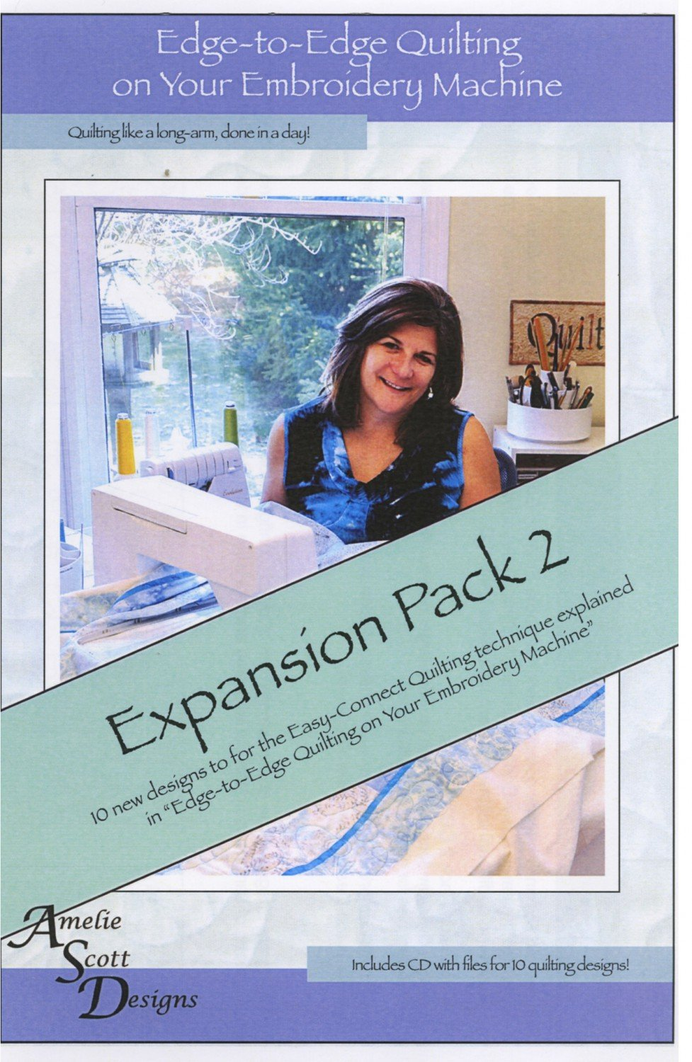 Edge-to-Edge Quilting, Expansion Pack 2