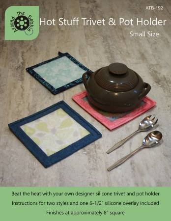 Hot Stuff Trivet and Pot Holder, Small ATB-192