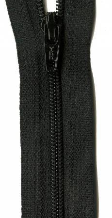 Zipper 22 in. Basic Black