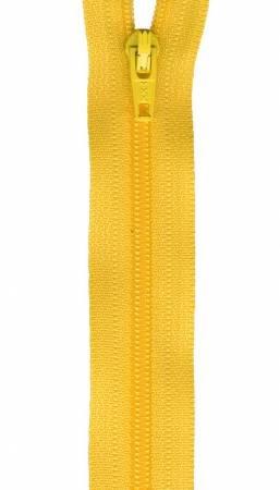 Zipper 22 in. Dandelion