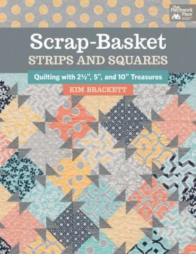 Scrap Basket Strips and Squares