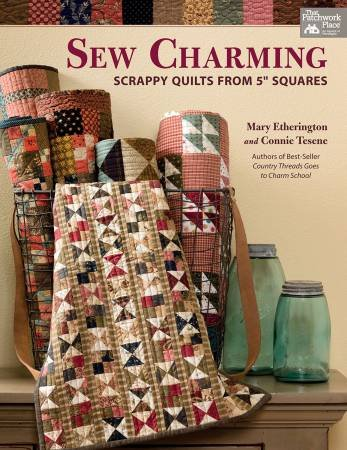 Sew Charming - Softcover