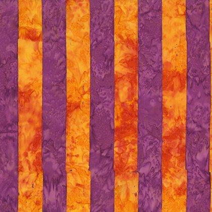 Kaffe Fassett - Artisan Batik - Big Stripe BKKF.0ORAN, Orange