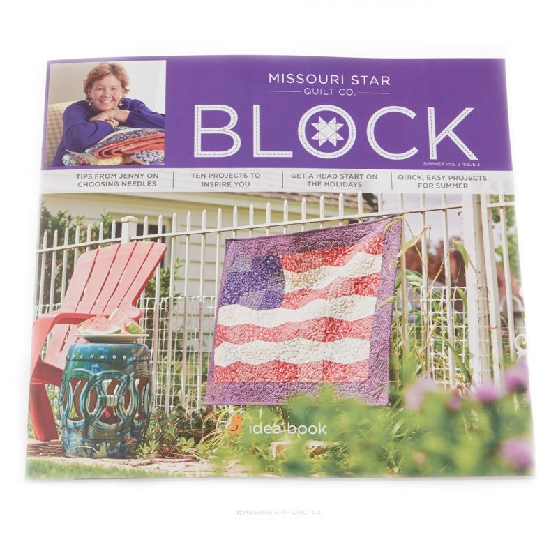 Block Magazine Summer Vol. 2 Issue 3