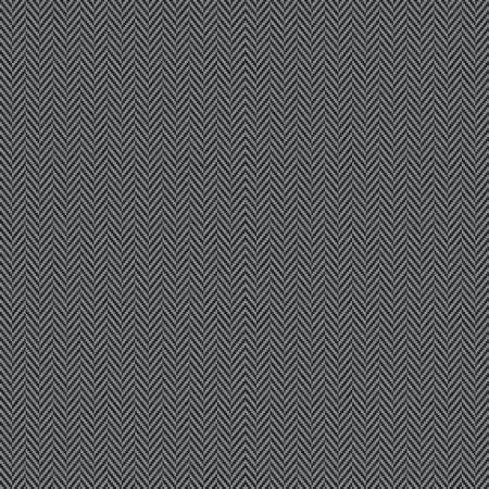 Plaids Herringbone Black C636R-BLACK