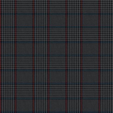 Plaids Tweed Black C639R-BLACK