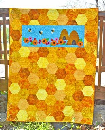 Show Your Row: Honeycomb