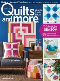 Quilts and More Winter 2019