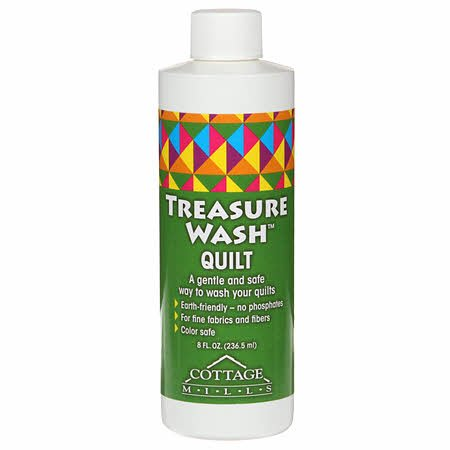 Treasure Wash for Quilts