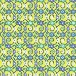 Bungalow - Lime - Floral Trfllts - CX9503 - Michael Miller